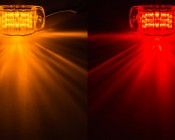 MCPC series LED Marker Lamp available in Amber and Red
