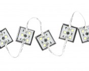 LBM-x3SMD series High Power LED Module String: Showing A String Of Modules.