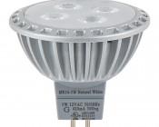 MR16 LED Bulb - 4 LED Spotlight Bi-Pin Bulb