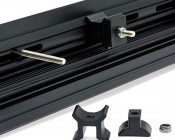 Mounting Hardware is adjustable to accommodate a variety of mounts in addition to multiple angles for aiming.