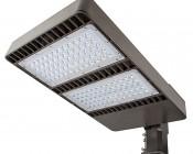200W LED Shoebox Area Light - 600W HID Equivalent - Natural White 5000K - 23,700 Lumens
