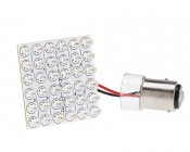 1157 LED Bulb - Dual Function 36 LED PCB Lamp - BAY15D Retrofit