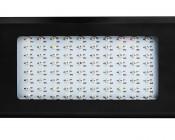 LED Grow Light - 240W Rectangular Panel Plant Grow Lamp, 7-Band Spectrum: Front View