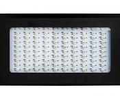 LED Grow Light - 300W Rectangular Panel Plant Grow Lamp, 7-Band Spectrum: Front View