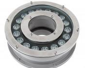 LED Pond Light/Fountain Light - Single Color - 18 Watt