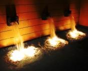 LED Pond Light/Fountain Light - Single Color - 18 Watt: Warm White LED Fountain Light