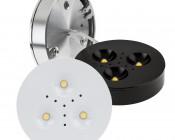 3 Watt LED Puck Light Fixture