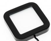 SSM-x3x - Surface Mount Square LED Puck Light Fixture