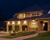 Home Exterior Recessed LED Downlight, G-LUX series