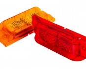 M8PC series Marker Lamp: Available In Red & Amber