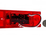 M8PC series Marker Lamp: Back View