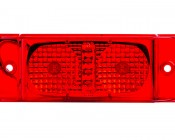 M8PC series Marker Lamp: Front View