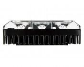 LED Rectangular Daytime Running Light - 3W: Top View