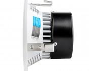 """LED 4"""" Retrofit Luminaire - CREE LED Can Light Conversion Kit: Profile View"""