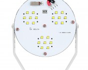 LED Retrofit Kit for 250W MH Fixtures: Front View