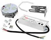 LED Retrofit Kit for 250W MH Fixtures: All Included Parts