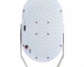 LED Retrofit Kit for 750W HID Fixtures - 18,000 Lumens: Front View