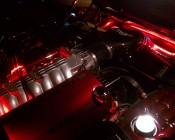 Engine Bay LED Lighting Kit - Weatherproof Single Color Strip Kit