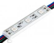 High Power RGB LED Sign Module - LSM-RGB3X3