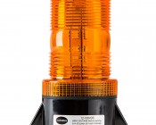 """5.2"""" LED Strobe Light Beacon with 10 LEDs: Profile View"""