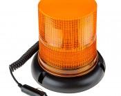 "6.7"" LED Strobe Light Beacon with 15 LEDs - Magnetic Base"