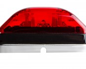 M11PC series Stud Mounted Marker Lamp: Profile View