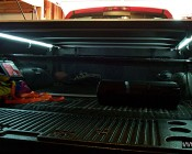 Outdoor LED Light Strips with Switch - LED Truck Bed Lights with 18 SMDs/ft. - 1 Chip SMD LED 3528: Installed in Truck Bed