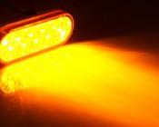 PT-HB series High Brightness Oval Truck Light