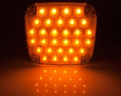 SMRT series Square Truck/Bus Lamp