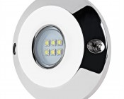 LED Pond Lights And Pool Lights - Single Lens - 60W