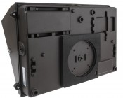 Photocontrol LED Wall Pack - 50W (250W Equivalent) - 5000K/4000K - Up to 6,000 Lumen: Back View