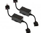 LED Warning Canceller for H4 LED Headlight Bulb Conversion Kit