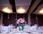 R20 LED Bulb - 6 Watt - Dimmable LED Flood Light Bulb: Installed in Wedding Banquet Hall