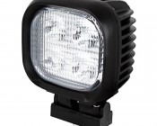 "LED Work Light - 4"" Square - 40W - 4,000 Lumens"