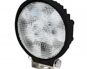 "LED Work Light - 4.5"" Round - 18W"