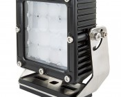 """LED Work Light - 5.5"""" Square Work Light w/ Heavy Duty Vibration Resistant Mount and Combo Beam - 80W - 5600 Lumens"""