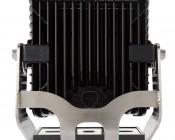 "LED Work Light - 5.5"" Square - Heavy Duty Vibration Resistant Mount - 80W - 5,600 Lumens: Back View."