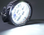 "5.5"" Round 45W Heavy Duty High Powered LED Work Light"