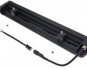 """21"""" Heavy Duty Off Road LED Light Bar with included mounting hardware"""