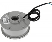 LED Pond Light/Fountain Light - Single Color - 9 Watt: Back View