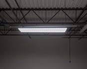150W LED Linear High Bay Light - 4-Lamp T5HO/7-Lamp T8 Equivalent - 19,650 Lumens - 5000K - Illuminated Profile View