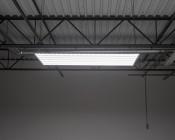 300W LED Linear High Bay Light - 8-Lamp T5HO/14-Lamp T8 Equivalent - 41,400 Lumens - 5000K - Illuminated Profile View