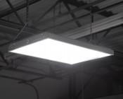 165W LED Linear High Bay Light - 11-Lamp F24T5HO/15-Lamp F17T8 Equivalent - 21,500 Lumens - 5000K 2x2 Illuminated
