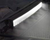 "20"" Curved Off Road LED Light Bar - 120W"
