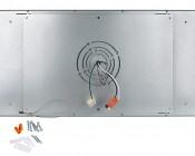 LED Panel Light - 1x2 - 2,500 Lumens - 25W Dimmable Even-Glow® Light Fixture - Flush Mount
