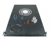 LED Panel Light - 2x2 - 4,400 Lumens - 40W Dimmable Even-Glow® Light Fixture - Flush Mount