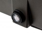 Photocontrol LED Canopy Light and Parking Garage Light - 100W - Natural White: Close Up of Sensor