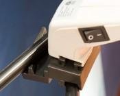 LED Display Lights/Banner Lights: Using Bracket on Spyder Display