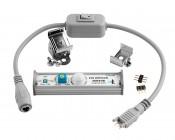 LBFA-PIR LuxBar PIR Motion Sensor: All Included Parts