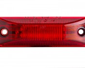 M1 series LED Marker Lamp: Front View